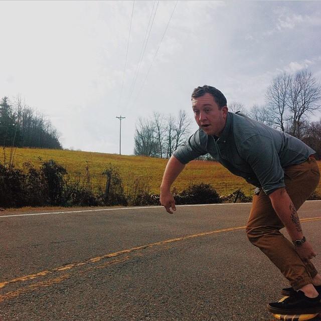 Smokies? ✔️ #handmade #skateboards #skatetheedges #salemtownboardco #nashville
