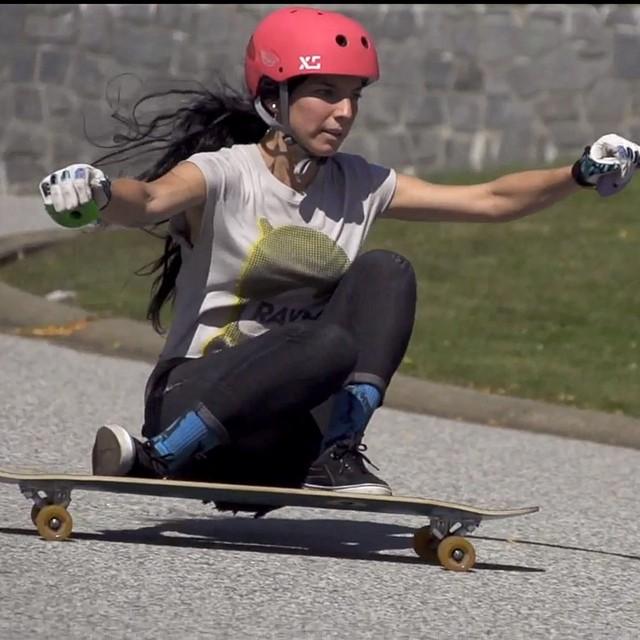 Go to www.longboardgirlscrew.com and check @cocomarii latest edit. Beauty!  Brock Newman photo  #longboardgirlscrew #girlswhoshred #marisanuñez