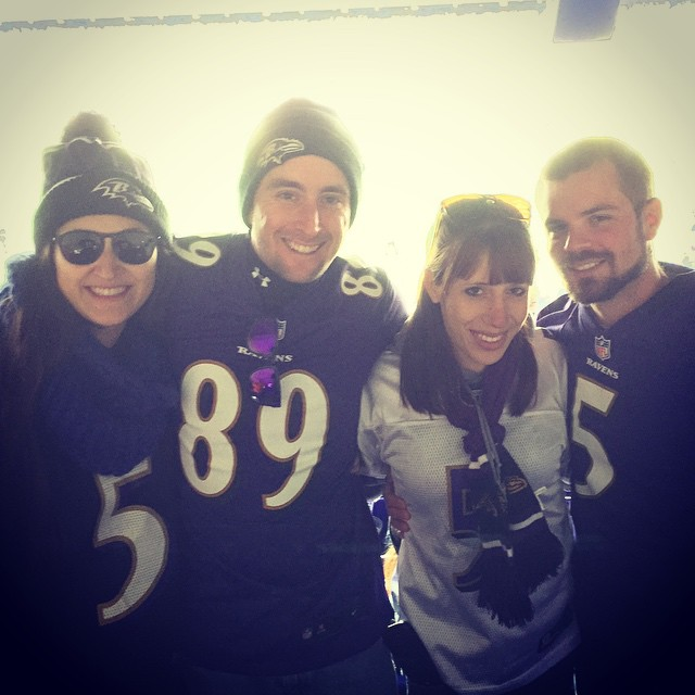 Baltimore Ravens take the lead #bmore #waveborn #findthesun #ravens