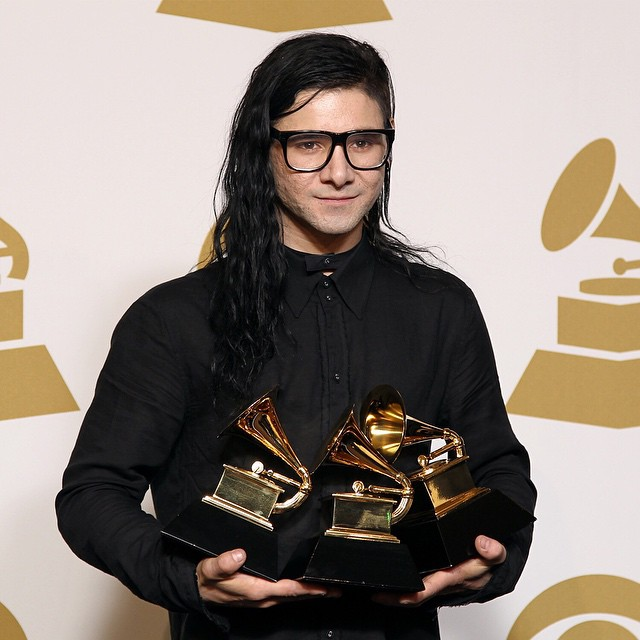 #TBT – In 2013, @Skrillex took home three Grammy Awards.  The LA native will perform at #XGames Aspen in January. (