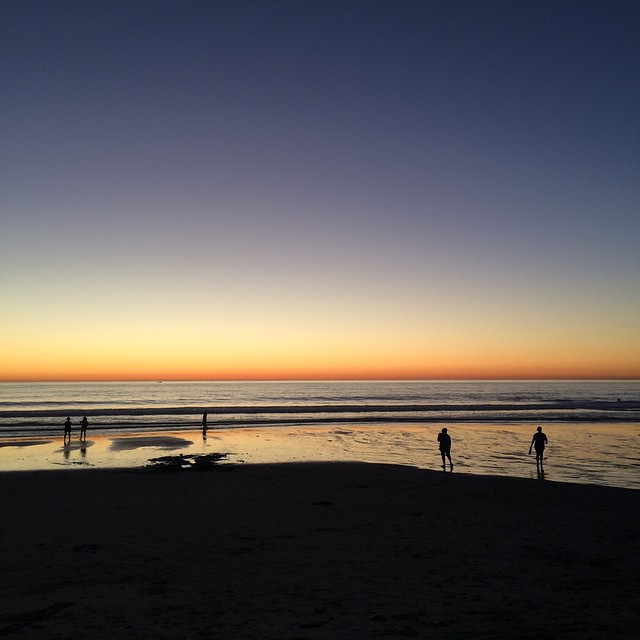 San Diego #sunset #beautiful #nature #California #travel #nofilter