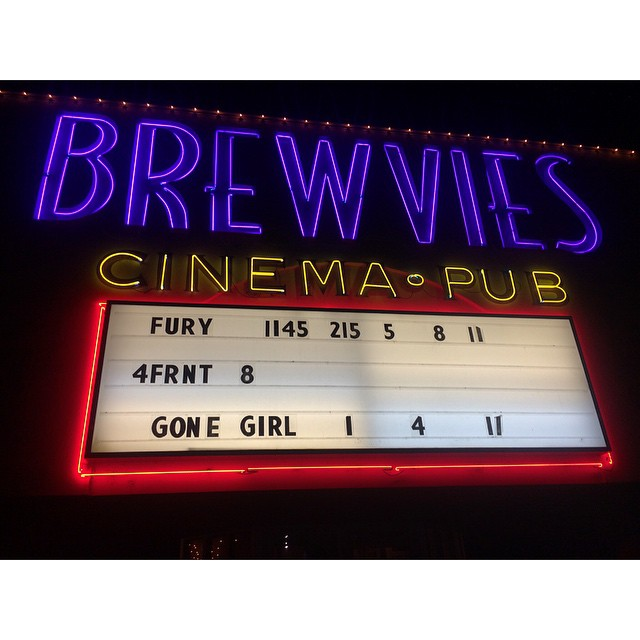 Come on down to @brewvies for our special movie night with @eric_hjorleifson tonight at 8p.