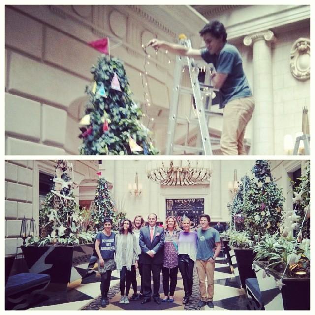MAFIA EN EL SOFITEL. #intervencion #navidad #emprendedores