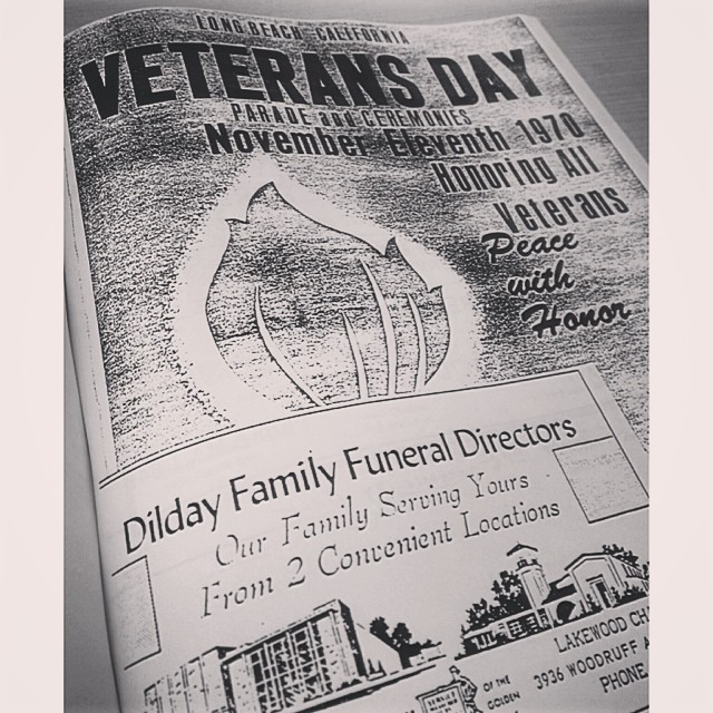 Thankful to live in America || Happy Veteran's Day #veteransday #america #gratitude #dildayfamily #1970