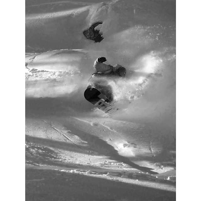 Soon we #slash. It snowed pretty good last night here in JH. I'm looking forward to the freedom of winter. Gary Hansen throws some spray in the @jacksonhole backcountry last year. #avalon7 #liveactivated www.avalon7.co