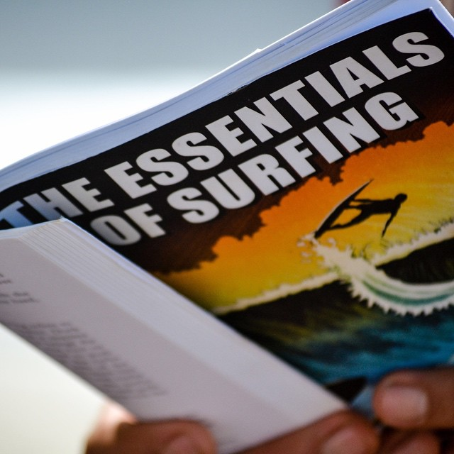 Essential reading for us @ Bodhi Surf School