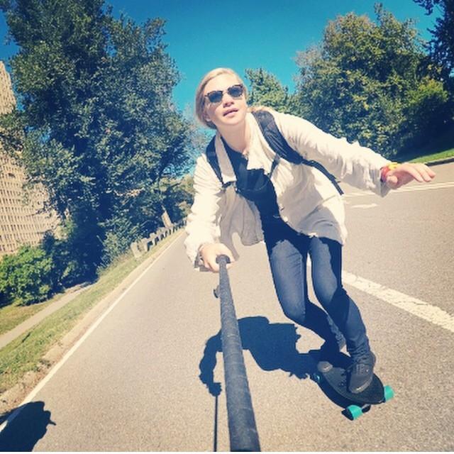 Central Park selfies with @laurenmanningg #netstodecks #vivabureo