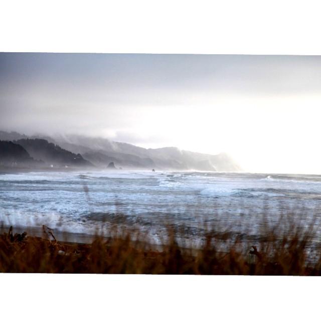 Ghosts on the coast. #goldbeach #oregon #ocean #coastal #claytonhumphriesphotography