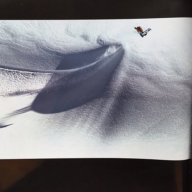 Flux rider Joel Loverin @ruk1er out of Whistler, Canada got a dope shot in Coast Mountain Culture Magazine.