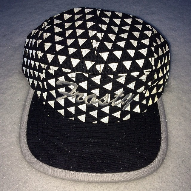 Coming December 20, 2014 to our #Holiday collection. #FrostyHeadwear #5panel #FivePanel #5panels #FivePanels