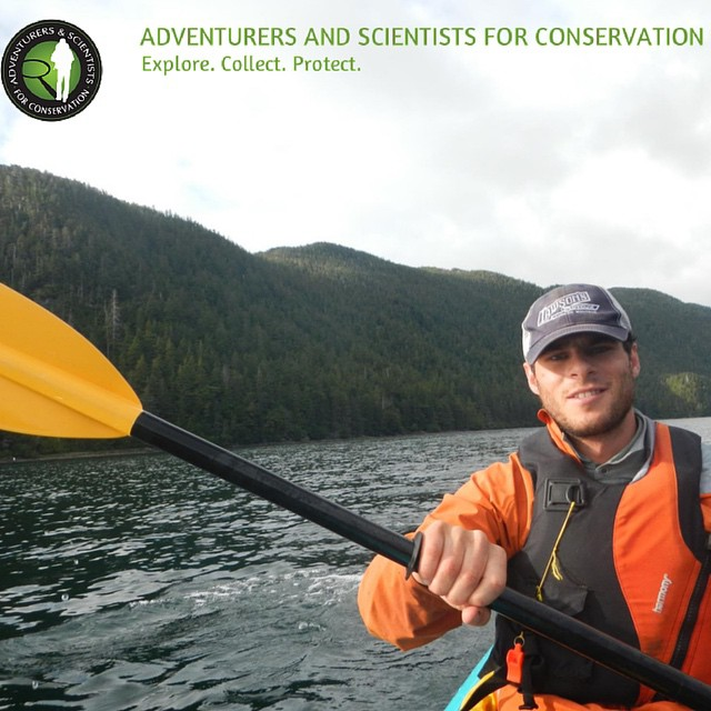 This year's #OutdoorSF inspirational speaker is Conservationist and @NatGeo Adventurer of the year @GTreinish who founded Adventurers and Scientists for Conservation (@adventurescience) a nonprofit organization connecting outdoor adventurers with...