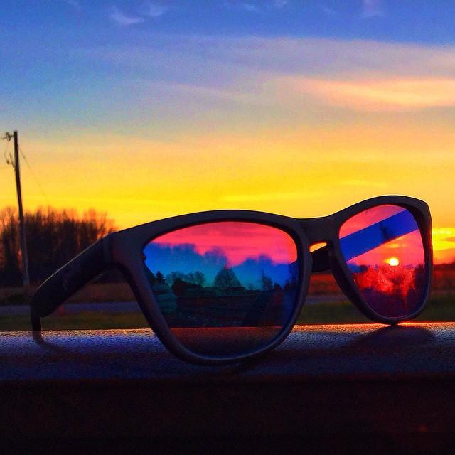 #ThisIsMyBeach   Sunsets feel better with #Kameleonz