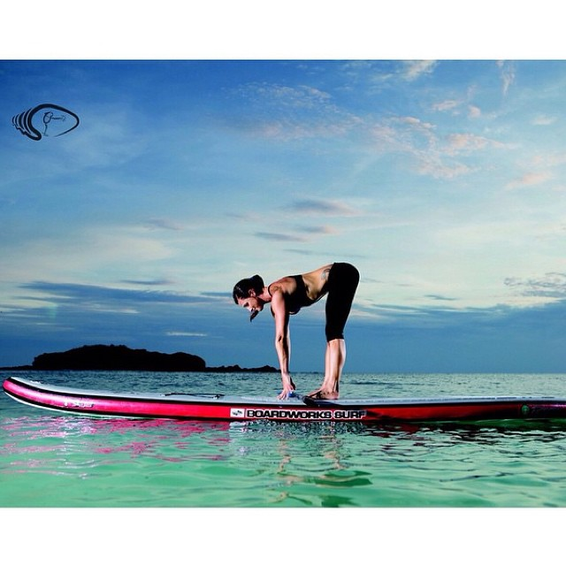 Congratulations to team rider @waveofwellness for having this photo featured in @womenshealthmag Mexico!