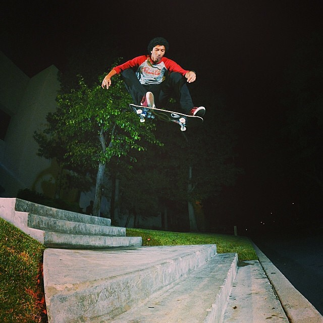 Congrats to Nixon team rider @nicktucker on turning pro for @primitiveskate!  P: @hermanjshots