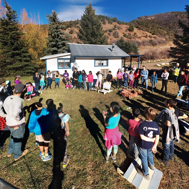 @sosoutreach university students #spreadthelove this weekend cleaning up at Mountain Valley Horse Rescue! Thanks to all our amazing Sherpas for helping facilitate this great service event! @paul_may #service #compassion #InspireYouth