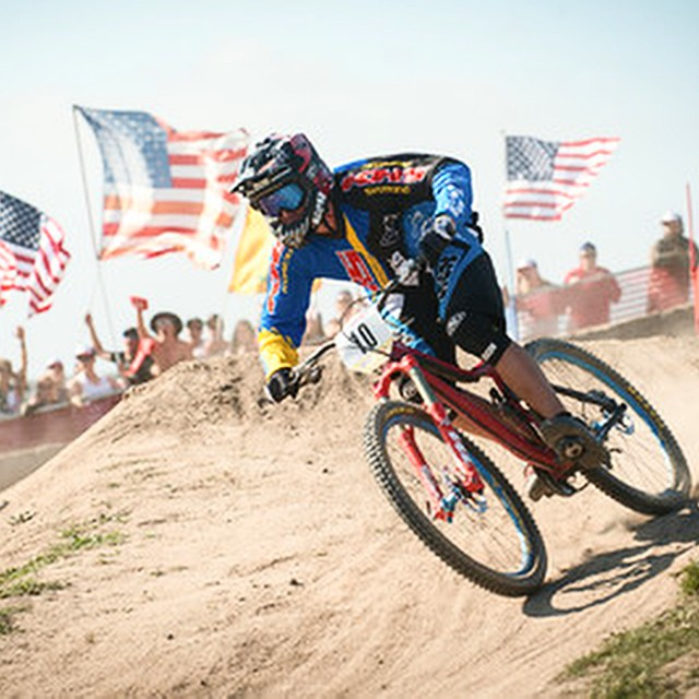 We're happy to raise the flag with @loganbinggeli for those who've served.  #SEEHAPPY #HappyVeteransDay Photo: @energyjunkie
