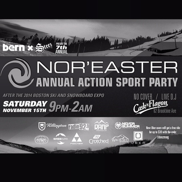 This Saturday night at the @casknflagon is the biggest action sports party in New England. No cover and tons of free stuff. Don't miss it. @killingtonparks @radio929 @rampsports @neversummerindustries @deepeddyvodka @sassglobaltravel...