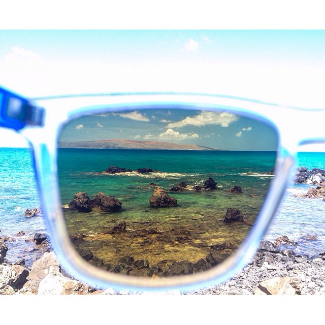 protect your eyes & perfect your view ☀️