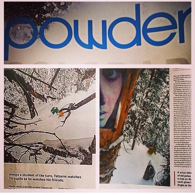 In Aspen, the soul of skiing resides in the Skiers Chalet. @patandtats @caseload continue to live the dream in a town where bumming is as hard as climbing Everest. Be sure to check out the latest issue of @powdermagazine to get the entire scoop on this...