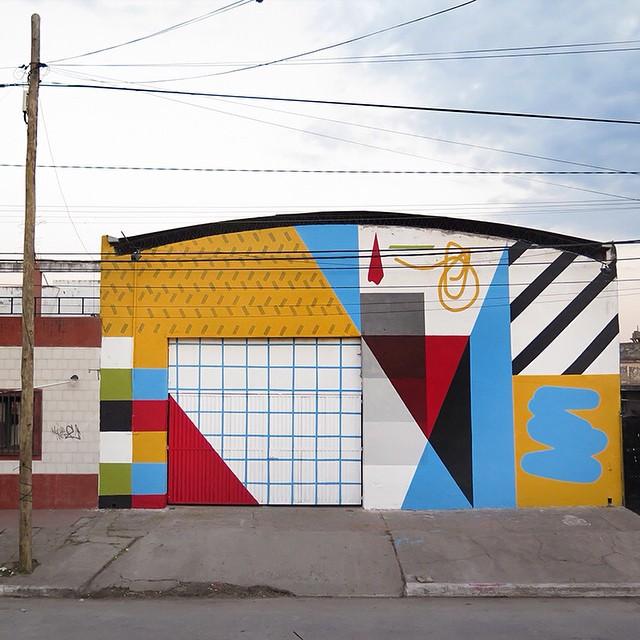Rhythm, lindo trabajo del amigo @helloelian en Tucumán