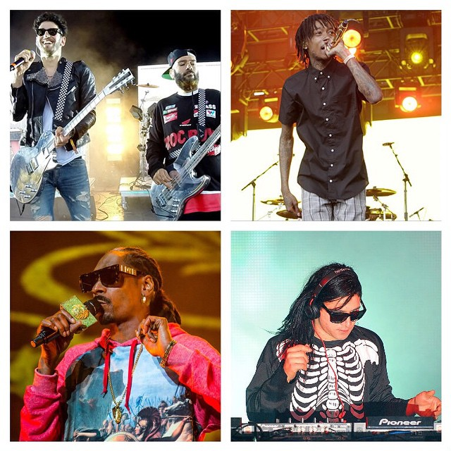 ICYMI: We announced our #XGames Aspen music lineup last week. • @chromeo • @mistercap • @snoopdogg • @skrillex