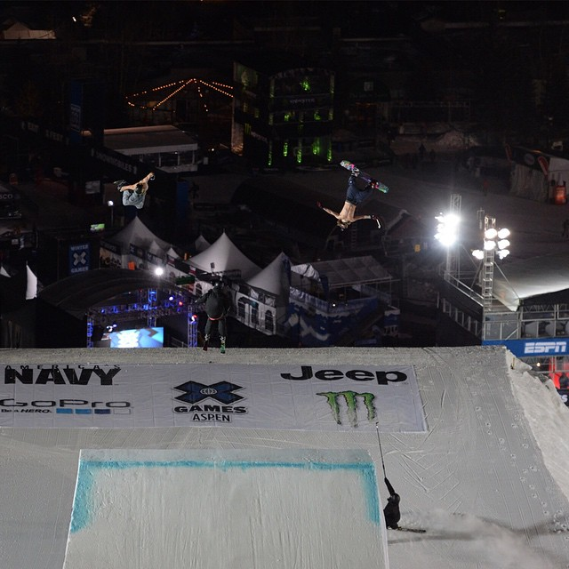 """I miss being in the competitive state of mind -- the adrenaline.  I'm excited to get back to it.""-@sagekotsenburg ("