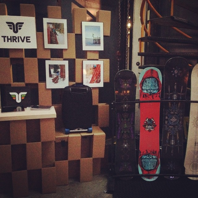 #OutdoorSF #sanfrancisco @goodpeoplelife #thriving @thrivesnowboards