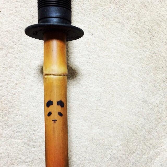 Panda Poles. Simple.  Promo code PANDAMONIUM = 10% OFF.  Repost from @kj_1028  #MagicSkiWands