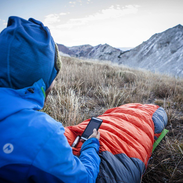 Wake up to a full charge with the Switch 10. #GetOutStayOut