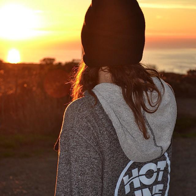 Sweater weather #SantaCruz