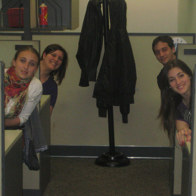 La isla copada del IBM web marketing team #tbt #eramostanjovenes