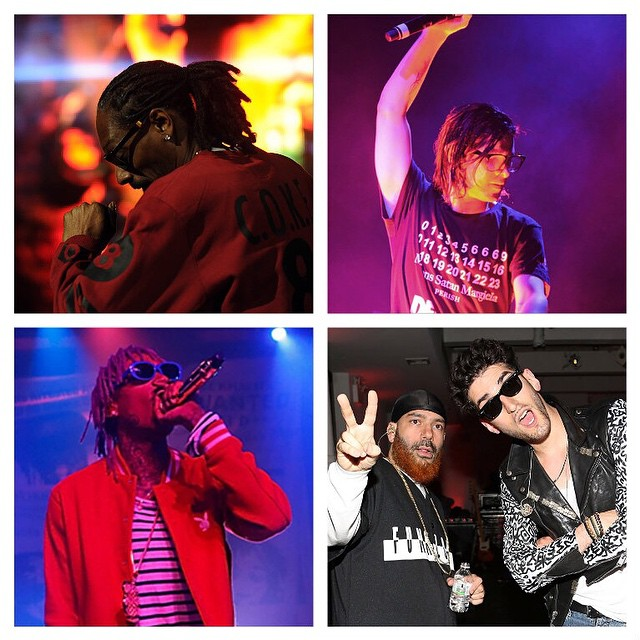 We're creating our official #XGames Aspen @Spotify playlist.  Which @snoopdogg, @skrillex, @mistercap and @chromeo songs do you want to hear?