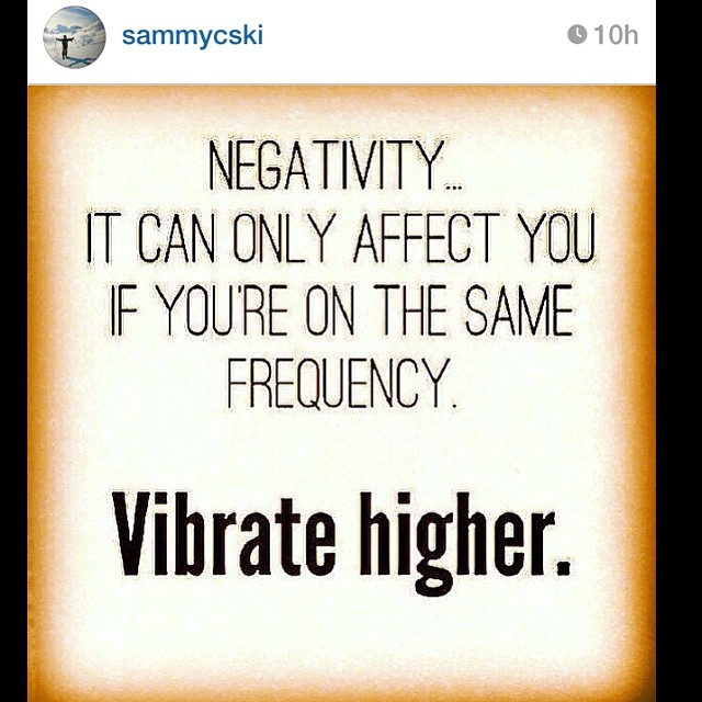 Renegade @Sammycski knows what's up. #radiatepositivevibes #avalon7 #futurepositiv www.avalon7.co