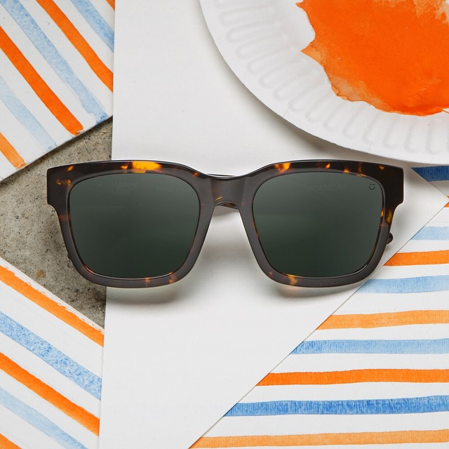Paint yourself happy in the #CrosstownCollection Trancas with #HappyLens.  #SEEHAPPY