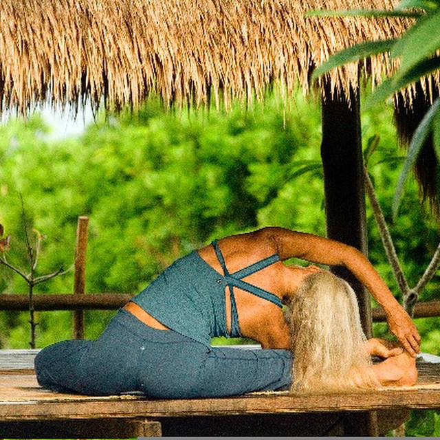 It's soooo great to be home at my grass shack with my amazing yoga guru mommy! If you want to become a certified yoga teacher, there are still a few spots left in her JANUARY HAWAII Yoga Teacher Training! Email deborah@yogaadventure.com  It will be the...