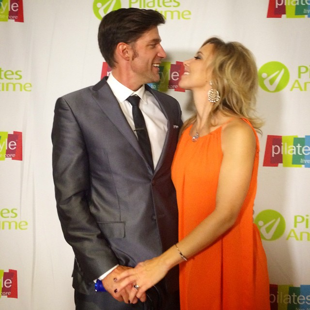 Lost in her eyes... Amazing night w/ @PilatesAnytime @ the Pilates Method Alliance international conference in #SanDiego last night with @shawnakorgan, @balanced_body family, & new friends | #MadLuv | #PMA2014 | @apbspeakers | @cotapilates |...