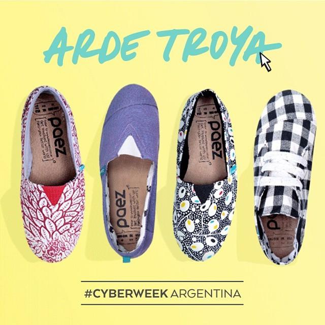 último día!  #yoteavise #cyberweek  #ardetroya #onlyArgentina