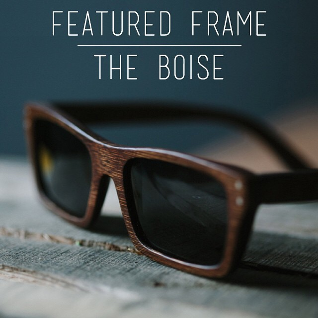 The Boise encompasses timeless style in a slimmer traditional frame. It can easily transition between a fashion forward statement to an every day necessity. It's a smaller traditional piece that pays tribute to the city it's named after.  Find more...