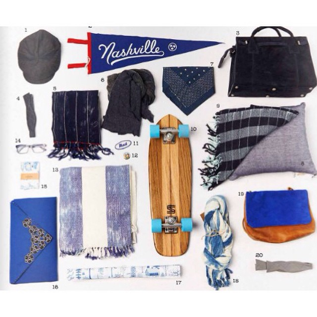 Check out our Cruiser in the @native_nashville holiday gift guide. #nashville #nashvillenative #handmadeskateboard #handmade