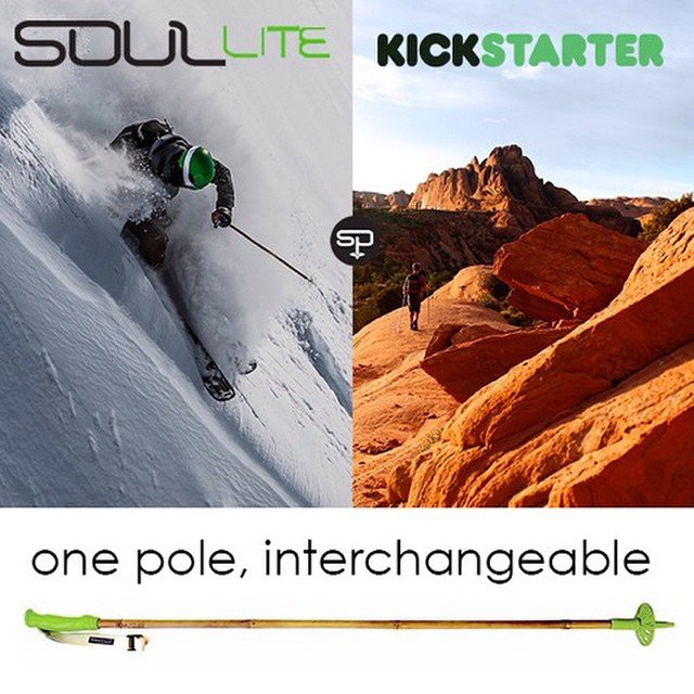 The #SoulLiteProject is a result of your feedback - lower profile grips, lighter weight, and fully convertible for both the mountain and trail | Pledge to get yourself a pair on our @Kickstarter -> Follow link in bio