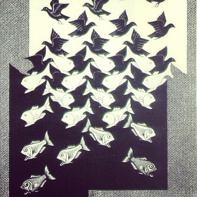 art + function, Escher #lovematuse