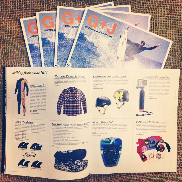 Thanks to @ghettojuicemag for the product feature in this month's issue! #blackpalmprahu #soleswithsoul #socal