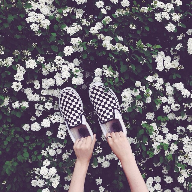 #Checkerboard #SlipOn
