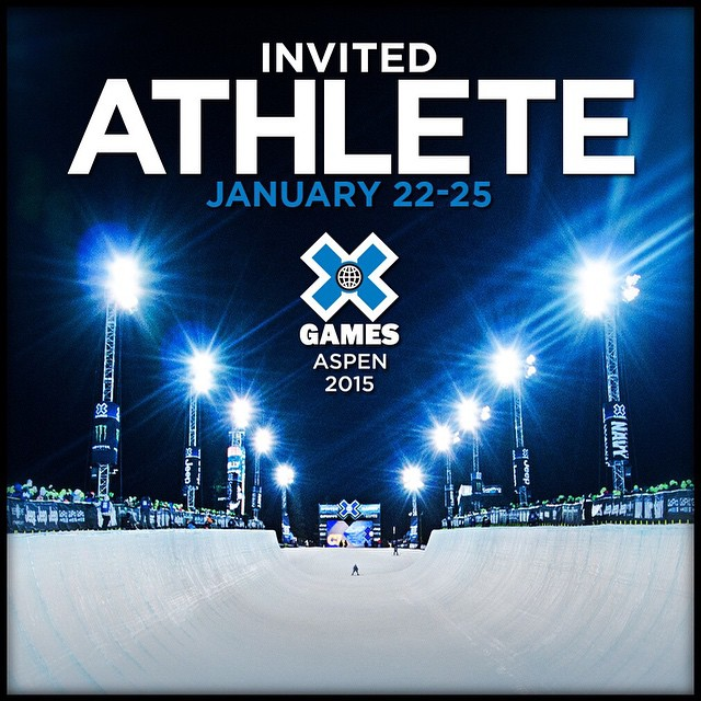 The initial list of athletes invited to #XGames Aspen has been released!  Click the link on our profile page to check it out.