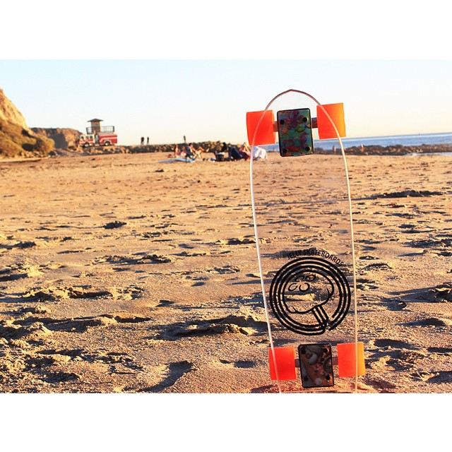 Salty Daze #jellyskateboards #jellylife #saltcreek #danapoint #skateboards