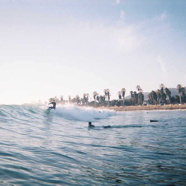 I don't want the offshores to ever end. This is @stuburnfools from Friday, third surf of the day #35mm