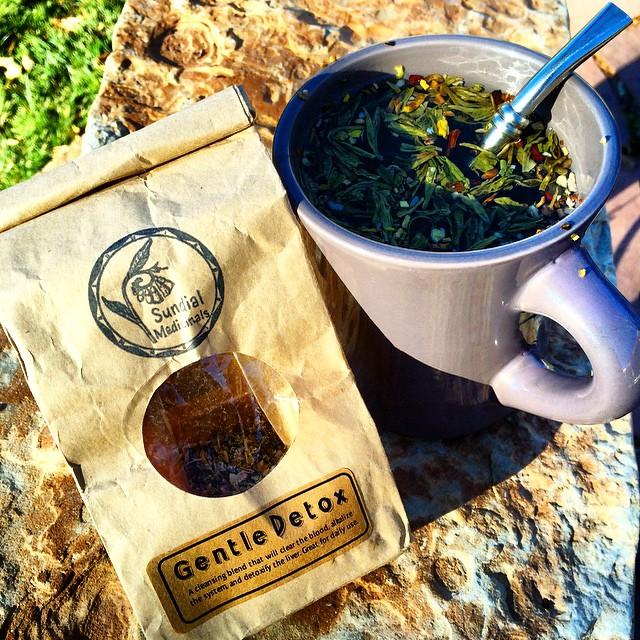 Afternoon tea. #inspiralchange #challenge!
