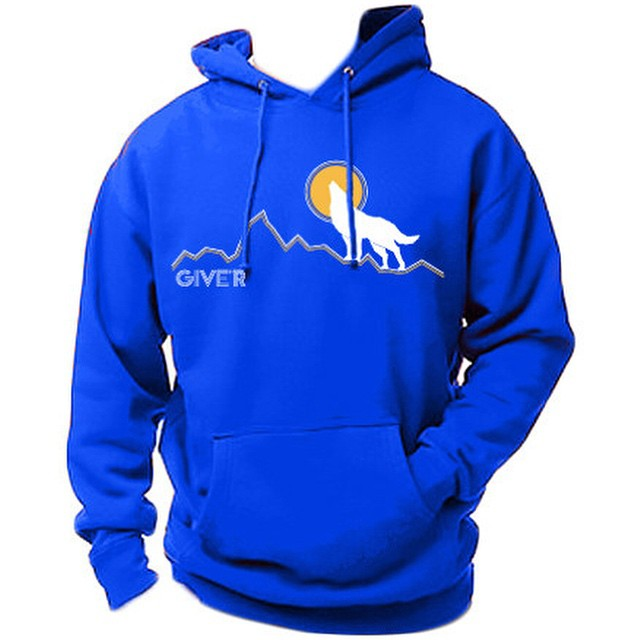 HOWLIN' ALPHA HOODIE Stay warm with our newest hoodie! #jacksonhole #hoodie