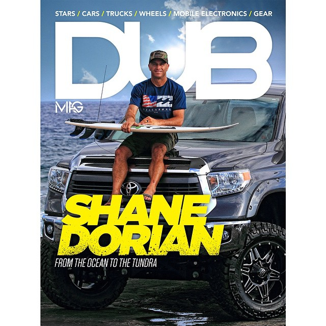 #BigWaveHellmen star @shanedorian is featured in the November issue of @dubmagazine.