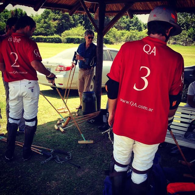 ¡Hay equipo!  #QApoloteam #camaradediputados #theQAlife  www.QA.com.ar